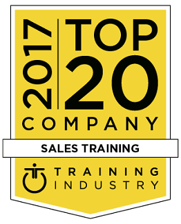 Mercuri International awarded Top 20 Sales Training Company 2017 Globally